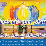 Renovação Carismática Católica da Diocese de Osório realiza Cenáculo com Maria