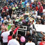 Procissão de Motos a Nossa Senhora Aparecida reúne 30 mil pessoas na Capital