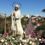 66ª Romaria de Fátima em Cruz Alta espera reunir 150 mil fiéis