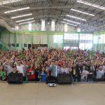 DNJ reúne mais de 650 jovens na Diocese de Cruz Alta