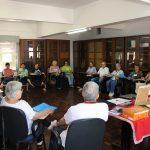 Pastoral da Saúde Regional elege nova coordenação