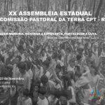 Assembleia da Pastoral da Terra do RS será em Passo do Sobrado