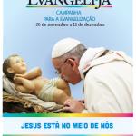 Neste último domingo foi de Coleta da Campanha para a Evangelização