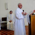 Pe. Geraldo celebra jubileu de diamante de ordenação