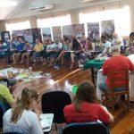 Encontro reuniu Pastorais Sociais e CEB's na Serra
