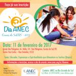 Dia ANEC RS iniciará em Caxias do Sul