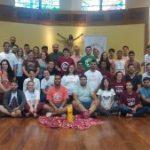 Lideranças juvenis diocesanas planejam 2017