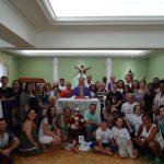 Agentes da Pastoral da Aids participam de capacitação Regional