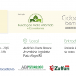 6ª Seminário Cidade Bem Tratada em Porto Alegre