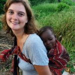 Victória Holzbach, leiga missionária em Moçambique