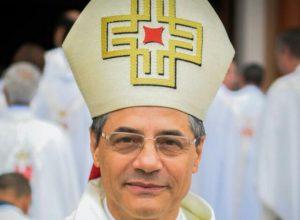 Posse do novo bispo para diocese de Uruguaiana dia 20 de julho