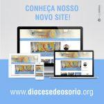 Diocese de Osório lança novo site