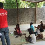 Missionários iniciam projeto de reforço escolar em Moçambique