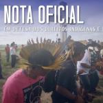 Nota da CNBB em defesa dos direitos indígenas e do CIMI