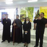 Família Scalabriniana se reúne no Santuário de Caravaggio