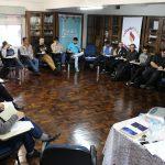 Assessorias diocesanas da juventude se reúnem em Porto Alegre