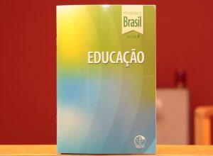 """CNBB lança quarta edição da coleção """"Pensando o Brasil"""", texto é sobre educação"""