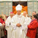 Dom José Mário Scalon Angonese tomou posse da Diocese de Uruguaiana na última quinta-feira