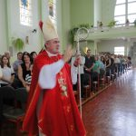 Dom Gislon visita as 30 paróquias da diocese de Erexim