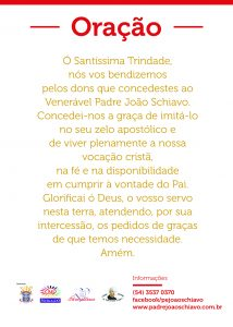 Flyer VERSO (15X21) - Padre João Schiavo
