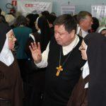 Cerca de 600 religiosos celebraram os 60 anos da Vida Religiosa Consagrada do Rio Grande do Sul