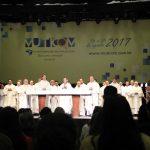 Confira como foi a primeira noite do 10° Muticom Brasileiro de Comunicação que ocorre de 16 a 20 de agosto em Joinville