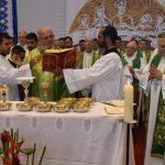 Missa de envio encerra o 4º Congresso Missionário Nacional em Recife (PE)
