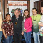 Conselho Missionário do RS avalia ações realizadas em 2017