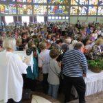 11ª Romaria da Pessoa Idosa ocorreu em Santa Maria