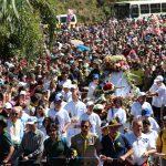 Romaria: Santuário recebe milhares de fiéis neste domingo