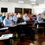 Clero da diocese de Erexim reflete sobre criminalidade