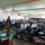 Padres da Diocese de Montenegro se reúnem em assembleia