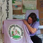 Romaria da Terra: Jurema, a mulher que não foge da luta e inspira