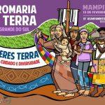 Confira o mapa e a programação da 41ª Romaria da Terra do RS – 13 de fevereiro, terça-feira de carnaval