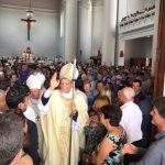 Dom Jailton é ordenado bispo no Santuário de Nossa Senhora de Caravaggio, em Farroupilha