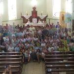 Encontrão de líderes diocesanos em NH
