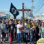 Diocese de Osório faz peregrinação da JMJ