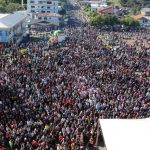 Farroupilha: Romaria de Caravaggio recebeu mais de 145 mil fiéis