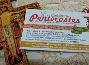 Conheça 5 motivos para promover a Coleta de Pentecostes na sua diocese