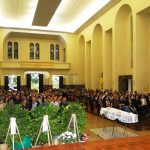 Missa homenageou o ex-reitor do Santuário da Salette de Marcelino Ramos.