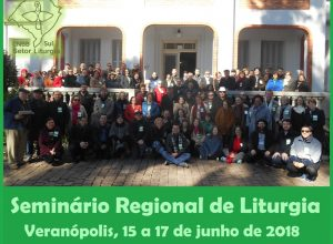 Seminário Regional de Liturgia reúne grupo em Veranópolis