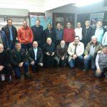 Representantes dos padres das 18 dioceses reúnem-se em Porto Alegre