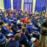 Semana Vocacional visitou escolas em Rio Grande