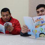 Jovens criam roteiro para encontros de grupos