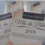 Mês da Bíblia: comissão disponibiliza subsídios em setembro