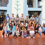 Cruz Alta: Juventude da Diocese promove o Flash Mob Mariano