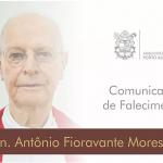 Comunicado de falecimento: cônego Antônio Moreschi
