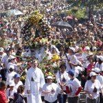 Nossa Senhora Aparecida: segunda maior romaria do país clama pela paz