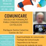 Diocese de Caxias do Sul: formação em comunicação na Paróquia Santa Catarina