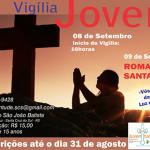 Santa Cruz: Diocese realiza 17ª Romaria da Santa Cruz e promove cursos
